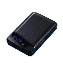 3 шт 18650 зарядное устройство чехол банк питания чехол DIY коробка 3 usb порта