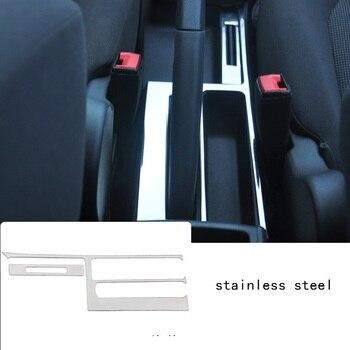 Türknaufabdeckung | Handbremse Control System Dashboard Innen Chrom Auto Abdeckungen Änderung Zubehör 13 14 15 16 17 18 19 FÜR Skoda Spaceback