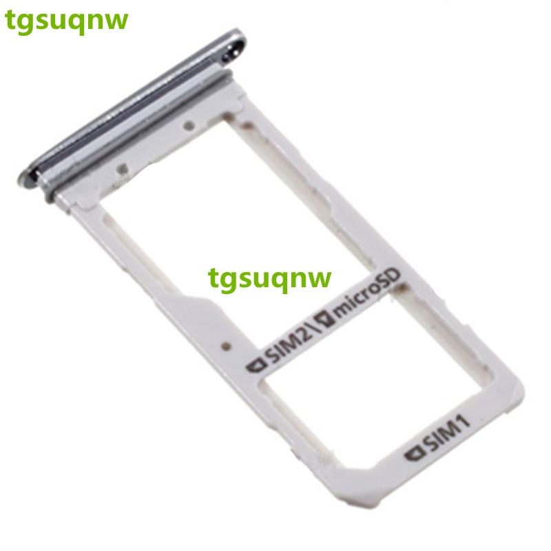 50 pieces lot Dual SIM Card Tray Holder Slot for Samsung Galaxy S7 edge G935 Dual