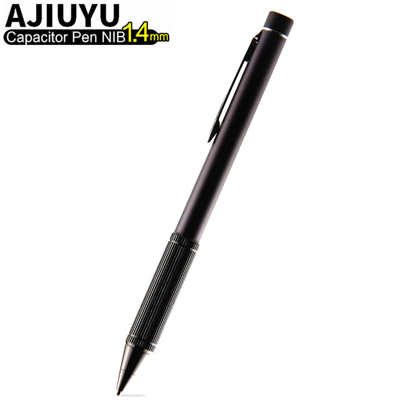High-precision 1.4mm Active Pen Chargeable Capacitive Touch Pen Capacitor Stylus IOS Android Microsoft Tablet PAD Touch Screen