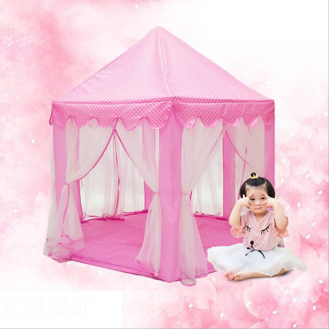 Kids Toys Tents Tent Boy Girl Princess Castle Indoor Outdoor Play Tent Play Birthday Gift Play  sc 1 st  AliExpress.com & Kids Toys Tents Tent Boy Girl Princess Castle Indoor Outdoor Play ...