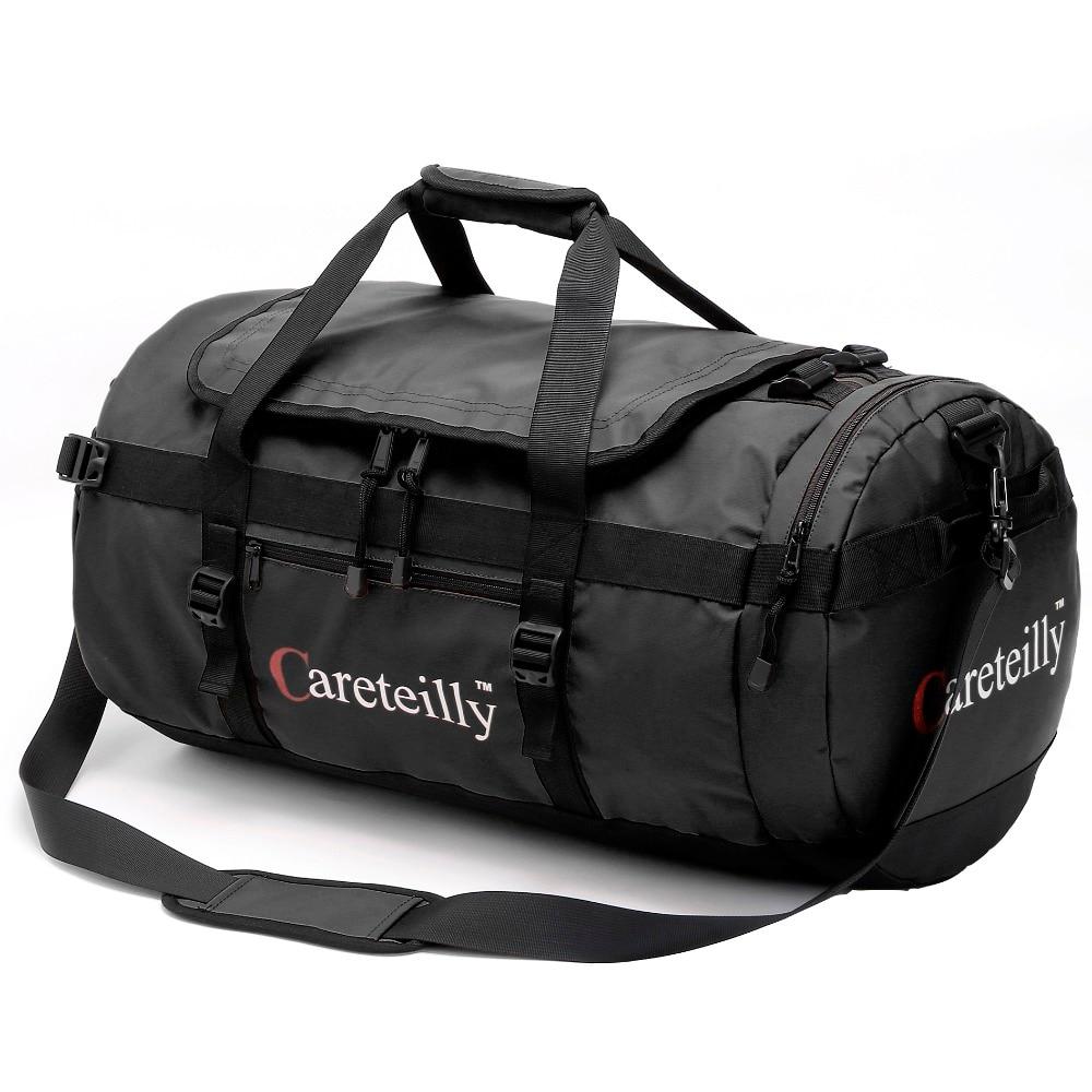 Careteilly Tarpaulin Duffel bags