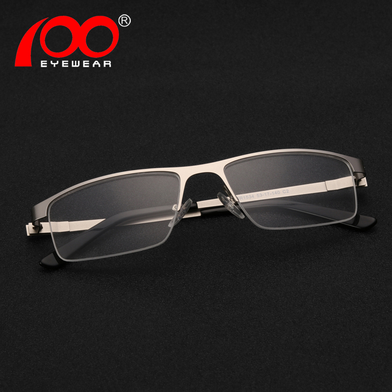 5e6c9cba7e9 Detail Feedback Questions about Men clear glasses frame Screwless design  Business style brand optical spectacle frame  SF1534 on Aliexpress.com