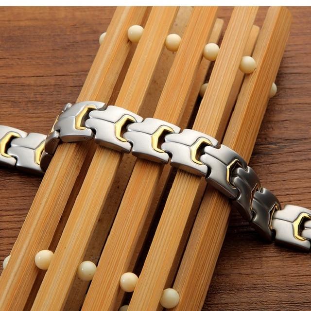 Модные мужские браслеты наивысшего качества с голограммой для