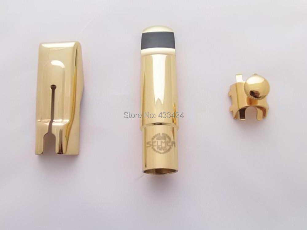 Advanced SELMER A series ALTO E flat  Eb SAX  Metal Mouthpiece # 7 for Saxophone Beginner GOLD  plated Saxe 456 8806 replacement projector bare lamp for dukane imagepro 8806 imagepro 8808