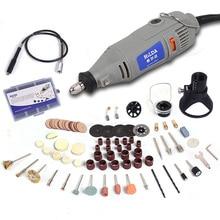 150 w hilda dremel narzędzia elektryczne mini wiertarki elektrycznej o zmiennej prędkości elektryczne narzędzia dremel mini szlifierka z akcesoriami