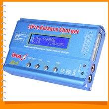 80W IMAX B6 Digital LCD RC Lipo Battery Charger Lipo Nimh Nicd Li ion Li Fe