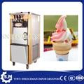30-38 л/ч Коммерческая Машина для мягкого мороженого 3 ароматы мороженого большая емкость машина для мягкого мороженого