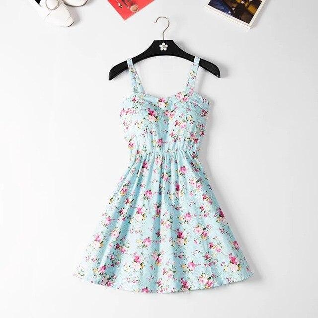 Marwin 2018 New Off shoulder ruffle Dot summer Dress women white strap chiffon beach Boho party sexy dresses vestido furits 2