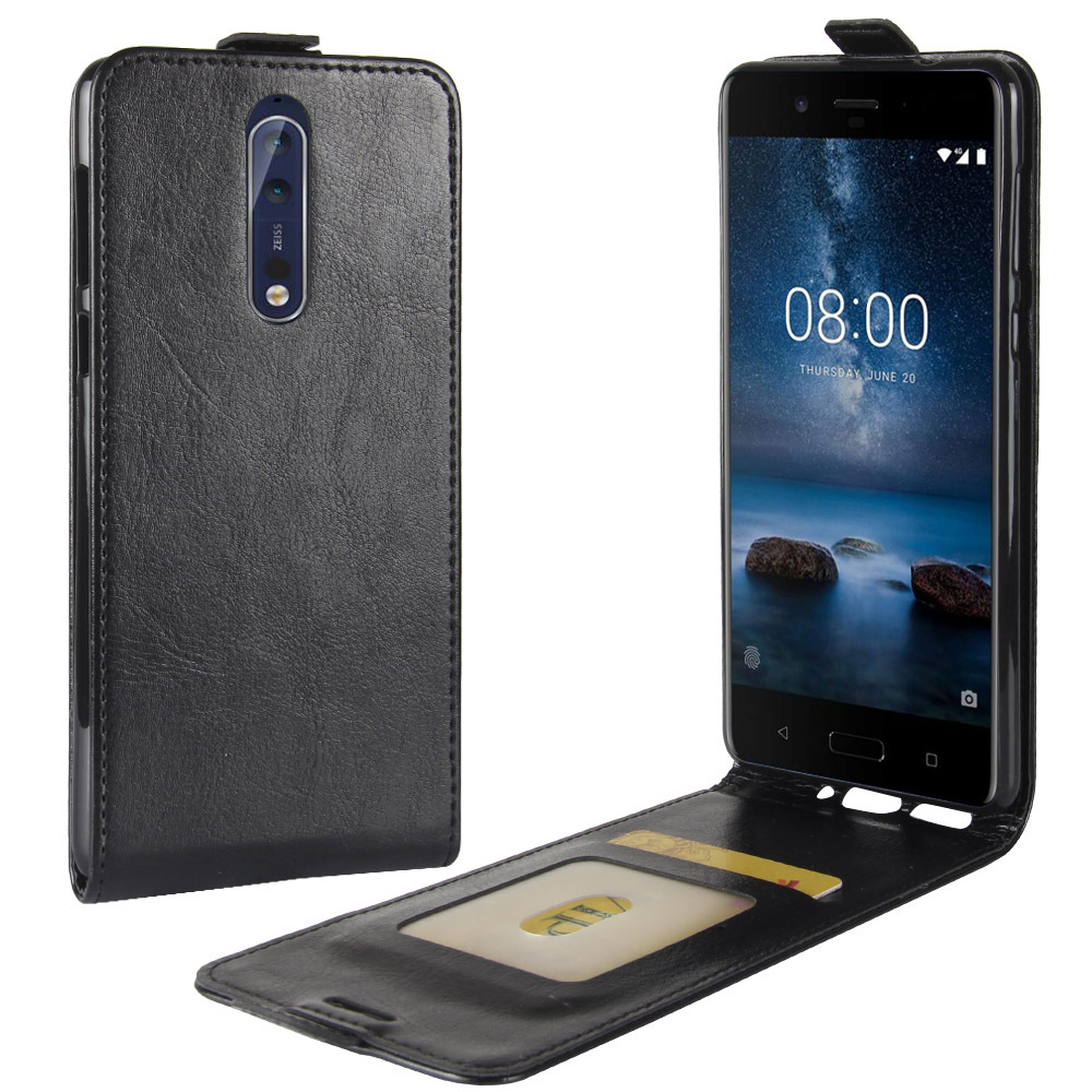 Full Body Protection Leather Flip <font><b>Case</b></font> For <font><b>Nokia</b></font> 9 PureView 8 Scirocco 7 7.1 <font><b>5.1</b></font> 3.1 <font><b>Plus</b></font> <font><b>Wallet</b></font> Cover <font><b>Case</b></font> For <font><b>Nokia</b></font> 6 X7 X6 X5 image