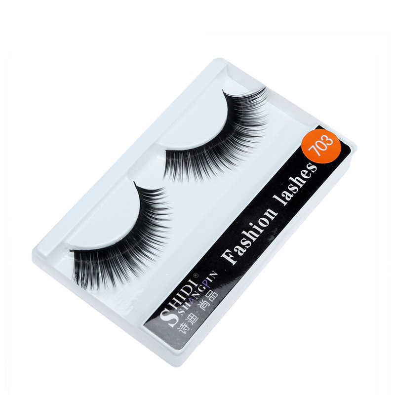Wholesale Price For 10 Pairs False Lashes Makeup Eyelash Extension
