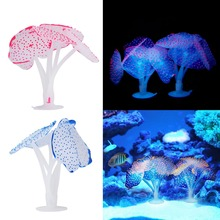 4 Colors Silicone Aquarium Fish Tank Fish Tank Decor Aquariu