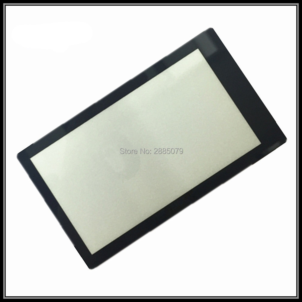 External/Outer LCD Screen Protective Glass Repair parts For Sony ILCE-5000 A5000 camera