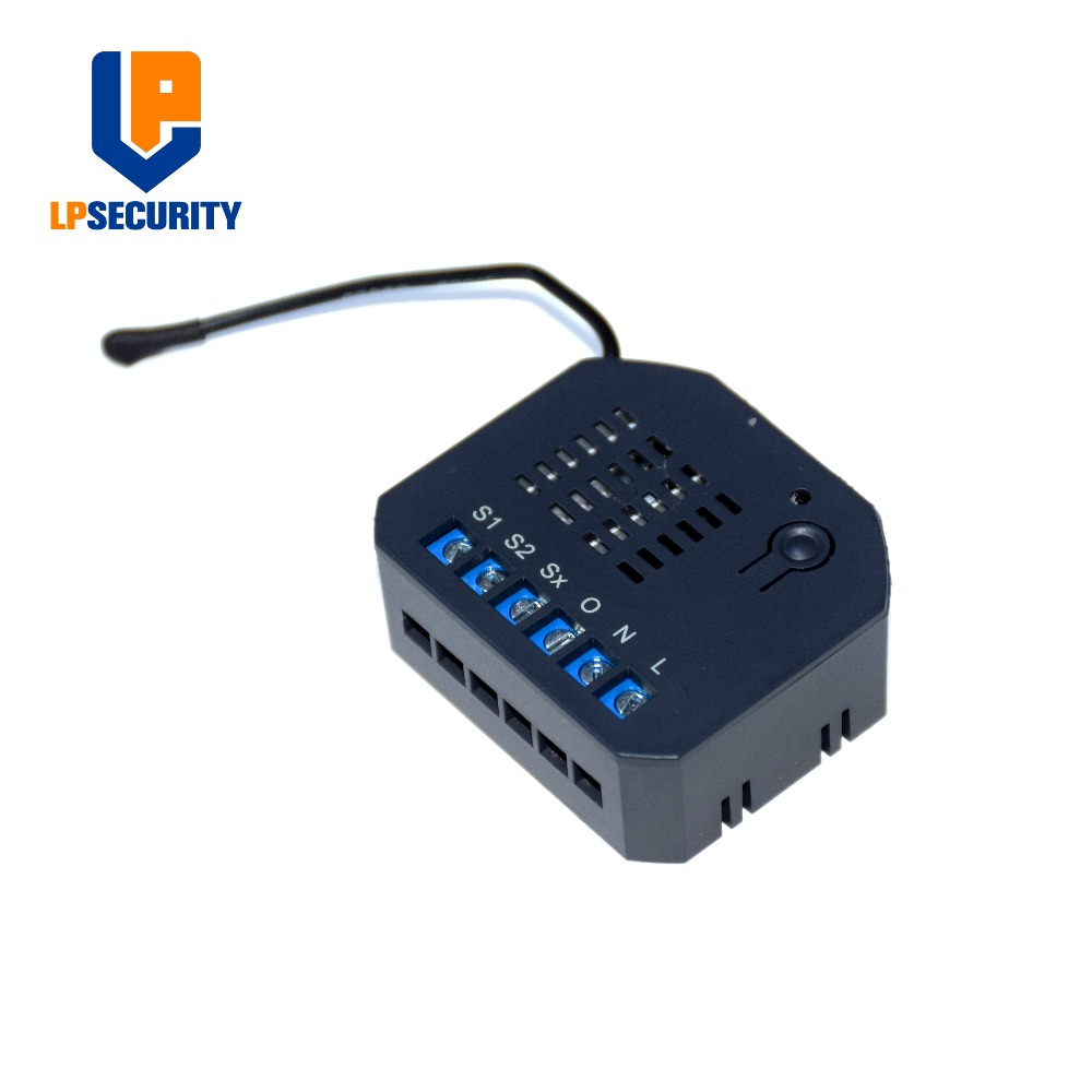MCOHOME Micro Switch/Dimmer รุ่น MH P220 Z Wave Plus ที่ใช้ 1 โหลดรีเลย์/dimmer-ใน ระบบการสร้างแบบอัตโนมัติ จาก การรักษาความปลอดภัยและการป้องกัน บน AliExpress - 11.11_สิบเอ็ด สิบเอ็ดวันคนโสด 1