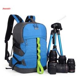 Photo Camera Sling Bag Shoulder Cross Digital Case Waterproof Rain Cover DSLR Soft Men Women Bag shoulders camera bag CD50 T03Y