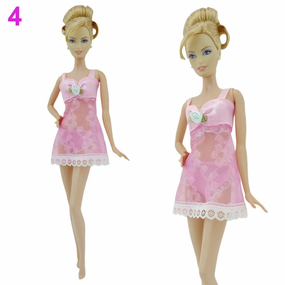 Par de medias de encaje y ropa interior para 12 /'/' Blythe vestido vestir