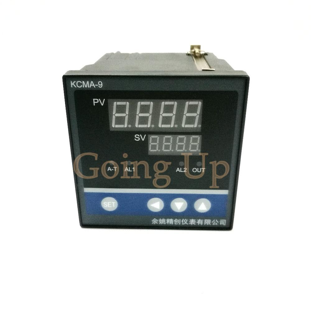 Programmable temperature controller for kiln segmented program temperature control table intelligent multistage temperature con