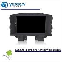 YESSUN автомобильный Android навигационная система для Chevrolet Cruze 2008 ~ 2014 Радио стерео CD dvd плеер gps Navi BT HD экран мультимедиа