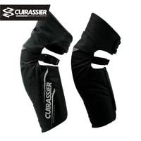 Cuirassier K03 Motorfiets Knee Protector Motocross Guards Warm MX Pads Outdoor Sport Warm Motorfiets Apparatuur Moto Kniebeschermers