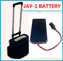 Oxygen Concentrator Lithium Battery Oxygen Generator Li-ion Battery for JAY-1 Portable Oxygen Concentrator