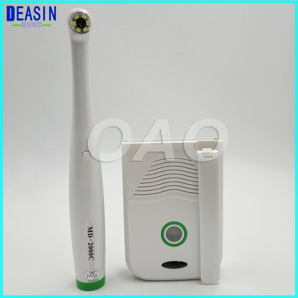 Dental Intra Oral Camera USB VGA Output 1/4 Sony CCD 1.3 Mega Pixels MD-2000C free shipping 2017 new dental intra oral camera md305 with 5 inch screen sony ccd