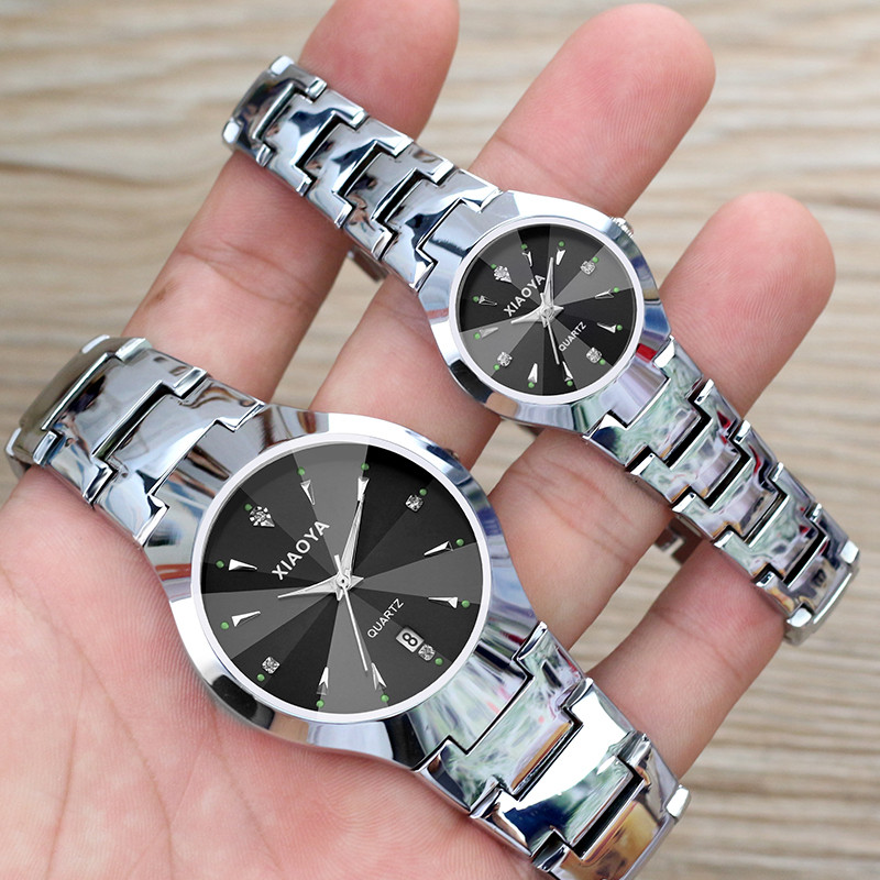 XIAOYA Fashion Brand Watches For Men Luxury Business Luminous Wrist Watches Casual Ladies Waterproof Quartz Watch Relojes Hombre