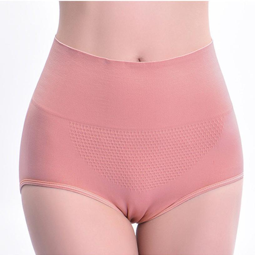 Mens Soft Breathable Simple Pig Pink Underwear Boxer Briefs