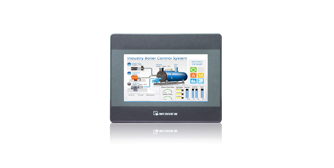 WEINVIEW MT8071iP 7 inch TFT 800 x 480 Touch Panel full Color LCD with Ethernet Replace