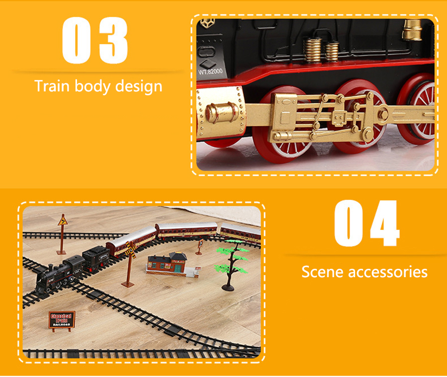 de brinquedo trem de alta velocidade do