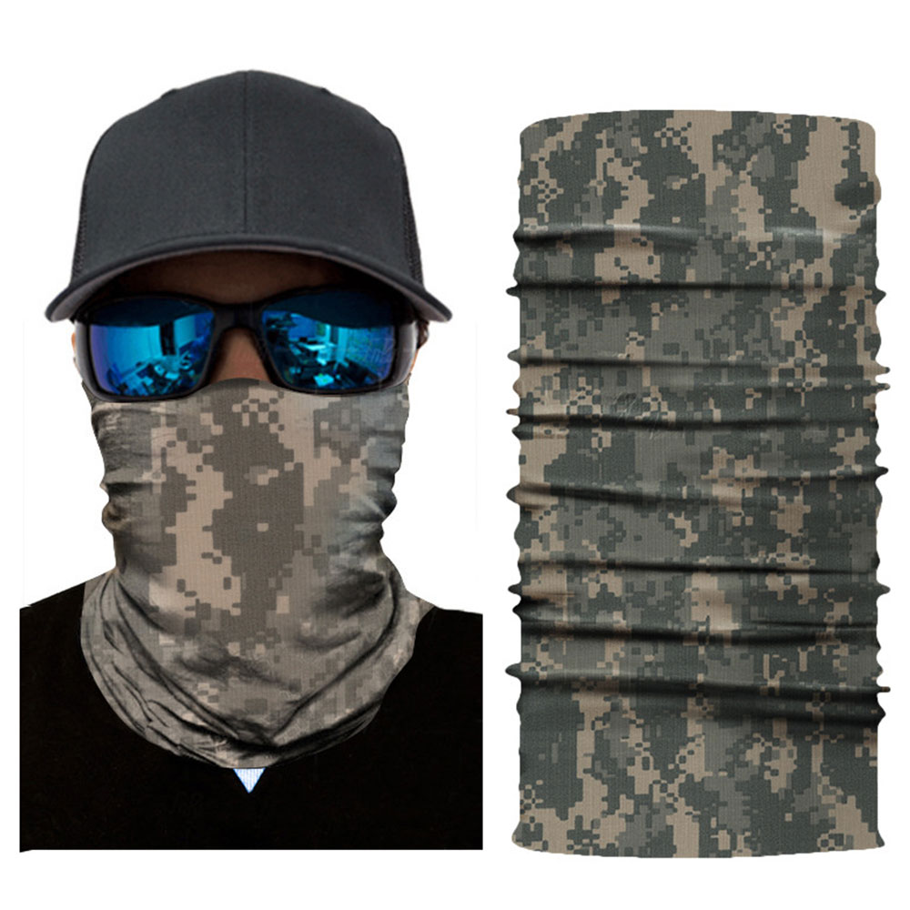 Neck Gaiter Fleece Neck Warmer ,multifunctional Quiet River Water Evening Light Texture Scarf,a Full Face Mask Or Hat Neck Cap ,ski Mask Half Mas
