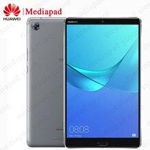 Firmware Global, Tablet PC Huawei Mediapad M5 de 8,4 pulgadas, 4GB, 64GB, Kirin 960 Octa Core, Android 8,0 2560x1600, escáner de huella dactilar