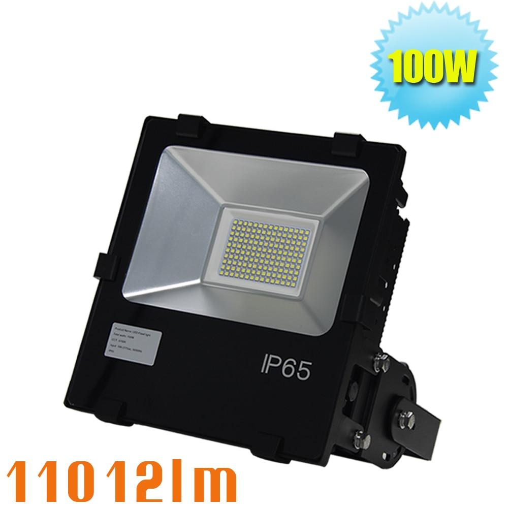 High Lumen 100W Outdoor Flood Light LED Factory Light