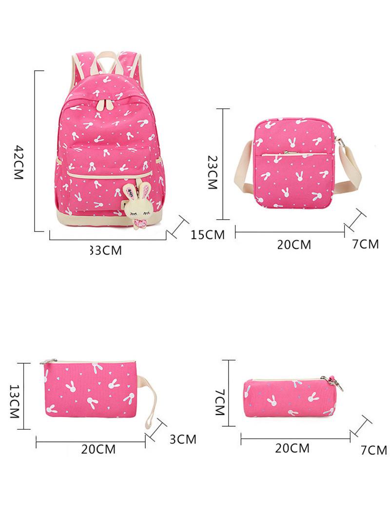 Girls Schoolbag