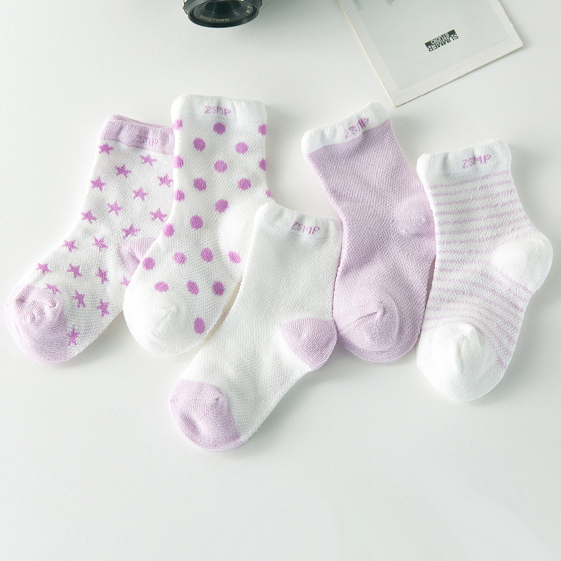 2017 New baby boy socks Cotton New Baby Socks Short Socks baby girl socks PT-5RE4