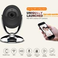 C93 Wifi IP Camera 720 P Nachtzicht 2-Way Audio Draadloze Motion Alarm Mini Smart Home Garage video surveillance inbreker