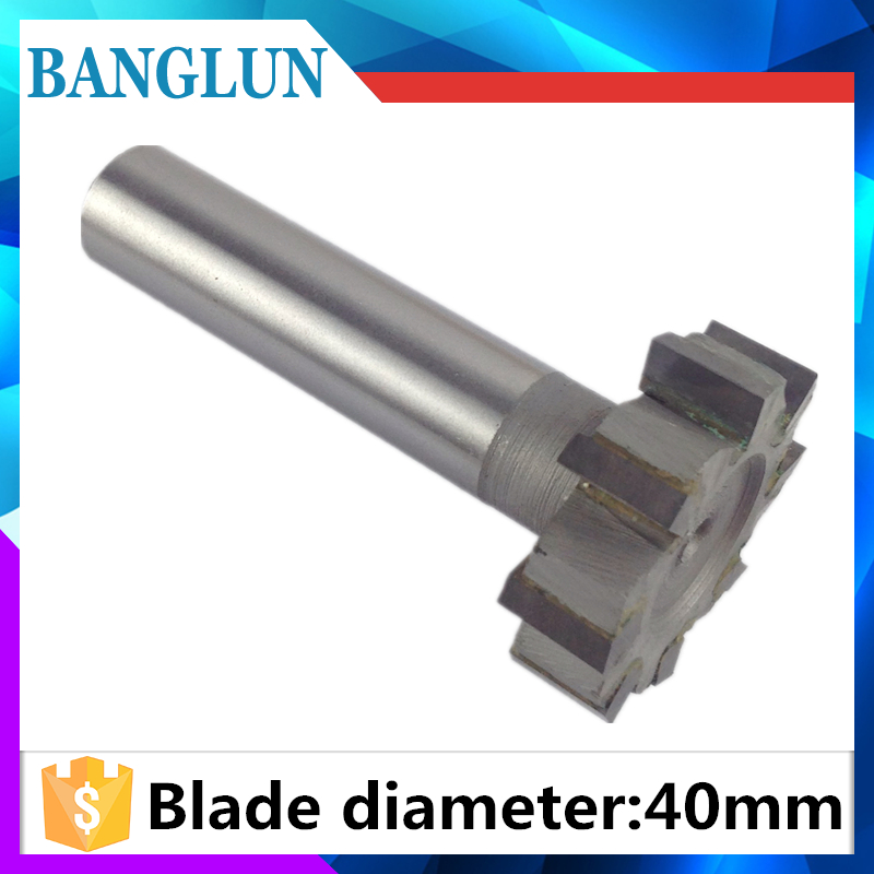 Carbide tipped T slot cutter, Welding carbide T cutter, welded carbide t cutter 40mm x 4 5 6 8 10 12 14 16mm 60mm tungsten carbide tipped stainless