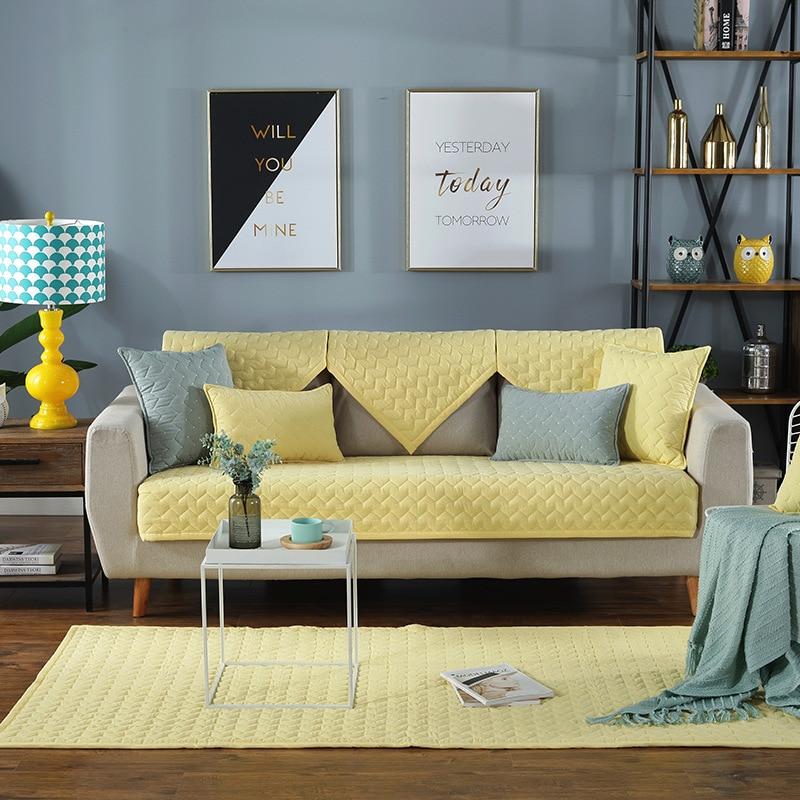 Rose Cotton Sofa Cushions Four Seasons