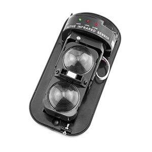 Image 3 - Towode G90B 3G GSM WIFI 100 metros con cable, perímetro, infrarrojos, sistema de barrera de haces duales por IR, sistema de alarma de seguridad para el hogar