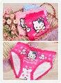 2016 la venta de las bragas del bebé pantalones ropa interior Shorts niños del gatito venta al por mayor de ropa personaje algodón 12 unids/lote 288
