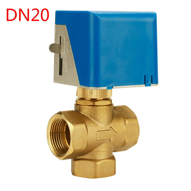 220V 3 way electrical valve wires for solar water air conditional fan coil water free shipping 5pcs rtl8111dl qfp in stock