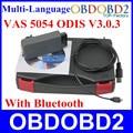 VAG Серии Новый ODIS ОДИС V3.0.3 Поддерживает Протоколы UDS VAS5054A Bluetooth Поддержка Нескольких Языков Vas 5054a Бесплатная Доставка