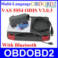 VAG Series VAS5054A Newest ODIS ODIS V3.0.3 Supports UDS Protocols Bluetooth Supported Multi-Languages Vas 5054a Free Shipping