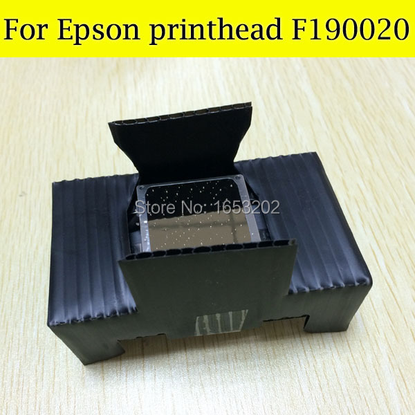 100% Original Printhead Print Head F190020 For Epson Printer WF-7525 WF-7520 WF-7521 WF-7015 WF-7510 7015 7510 Printer Head
