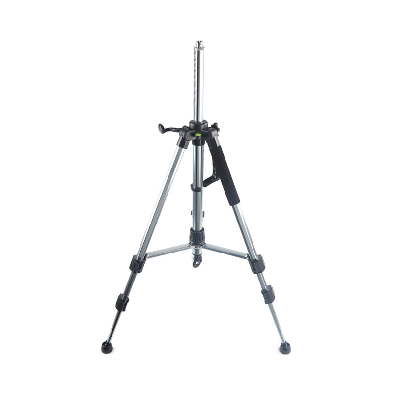 DEKOPRO 120cm Laser Level Tripod Nivel Laser Tripod Professional Carbon Tripod for Laser Level Aluminum Adjustable Tripod цена