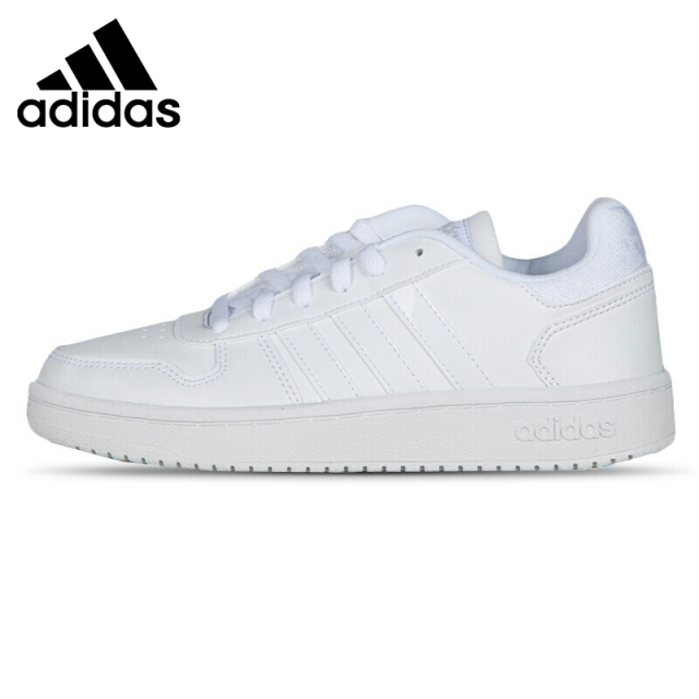 Original New Arrival 2018 Adidas Neo Label HOOPS 2.0 W Women's  Skateboarding Shoes Sneakers