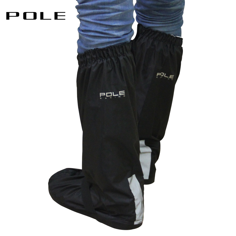 Recycle Waterproof Rain Shoes Covers Anti-slip Unisex Overshoes Rain Boots Rain Gear For Motorcycle
