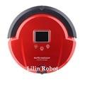 4 En 1 Multifunción Automático Aspirador (Barrido, Vacío, Fregona, Esteriliza), pantalla LCD, Toque botón, Horario de Trabajo, VirtualWall, AutoCharge