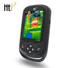 Портативный тепловизор 3,2 дюймовый экран дисплея инфракрасная камера охота измерение температуры функции тепловизирования