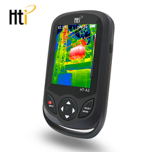 Handheld Thermal Imager 3.2 inch Display Screen Infrared Camera Hunting Temperature Measurement Thermal Imaging Functions ht 18 handheld infrared temperature control instrument professional 3 2inch infrared thermal imager thermal camera