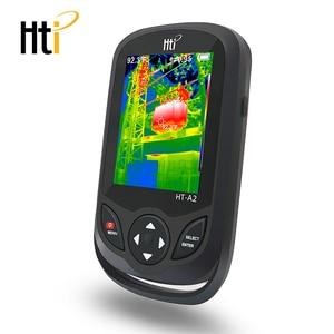 Image 1 - Ręczna kamera termowizyjna 3.2 calowy ekran wyświetlacza kamera na podczerwień polowanie pomiar temperatury funkcje obrazowania termicznego